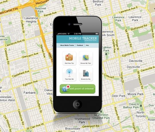 Mobile tracker скачать торрент